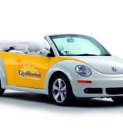 VW Beetle Cabrio